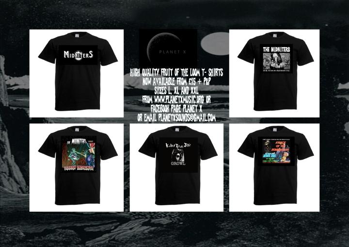 T Shirt flyer 1